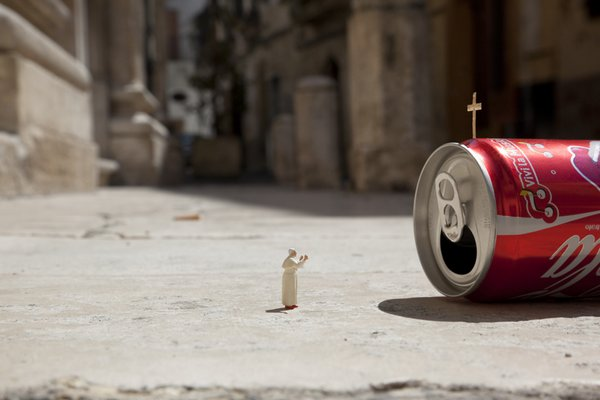 Most Interesting Photos of Street Art 2011